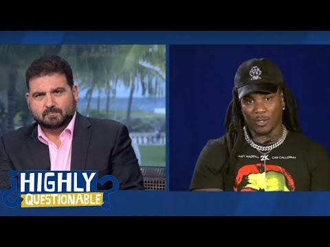 Chris Johnson interview on epic 2,000-yard season, getting shot, more | Highly Questionable | ESPN