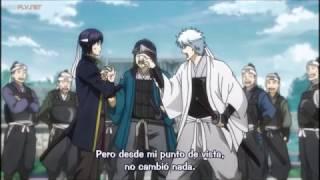 Gintama 2017 Sakamoto recuerda Takasugi y Gintoki thumbnail