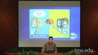 "Dr. Jason Lisle ""The Ultimate Proof of Creation"""