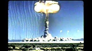 核実験 爆風や放射能にさらされた兵士達 ネバダで原爆