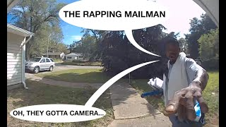 The Rapping Mailman