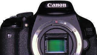 Sensorreinigung Canon EOS DSLR Tutorial - So geht es richtig - Tipps vom Fachmann