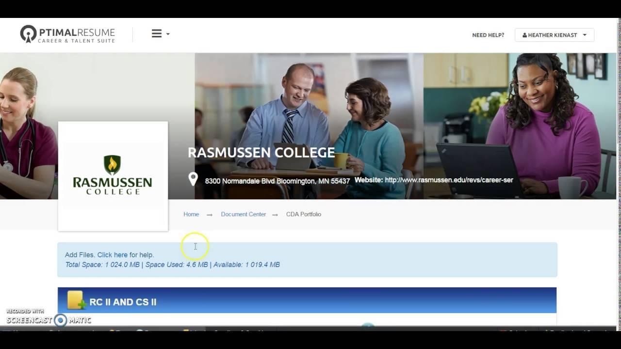 How to create your portfolio for the cda credential youtube how to create your portfolio for the cda credential 1betcityfo Choice Image