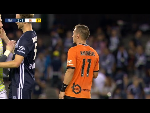 A-League 2018/19: Round 22 - Melbourne Victory v Brisbane Roar FC (Full Game)