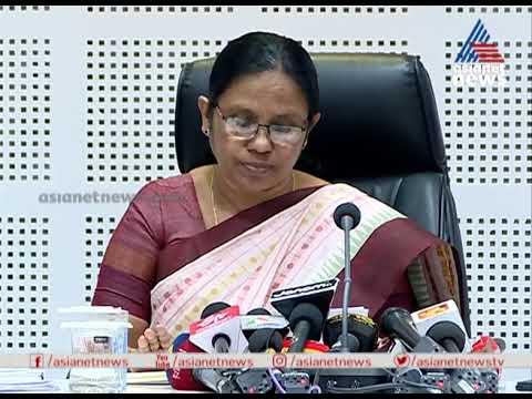 കേരളത്തിൽ വീണ്ടും കൊവിഡ് 19 | FULL PRESS MEET By Health Minister KK Shailaja Teacher