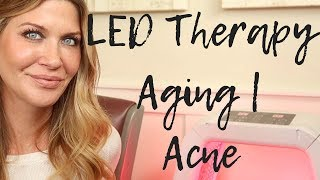 LED light therapy....Does it really work? Can you do it at HOME?