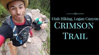 Utah Hiking - Logan Canyon Crimson Trail