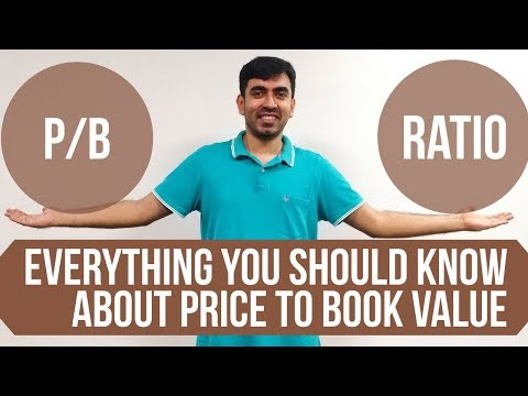 P/B Ratio explained In Hindi | Stock Market For Beginners