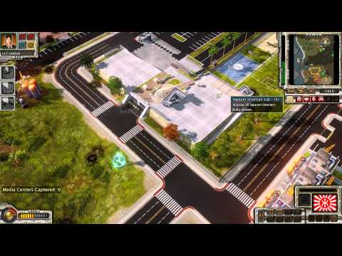 Command & Conquer: Red Alert 3 - Santa Monica - Rage of the Black Tortise PC