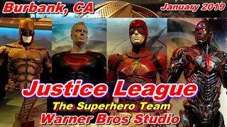 Justice League Museum @ Warner Bros Studio, January 2019
