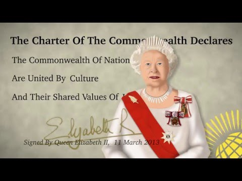 COMMONWEALTH NATIONS MYTHOLOGY - By 'Her Knowledgeable' Professor Alexia Thomas