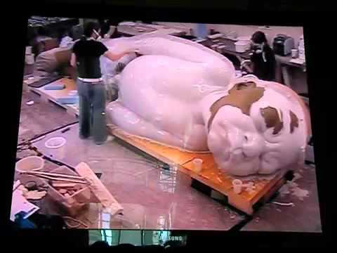 "Ron Mueck - Making ""It's a Girl"""