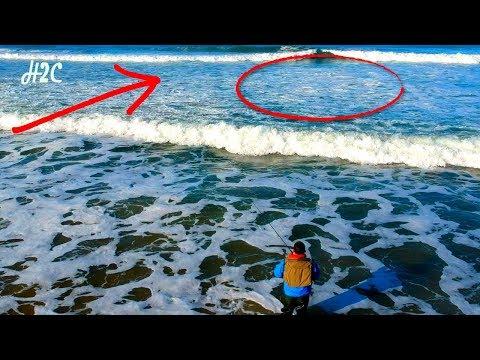 Surf Perch Fishing Tips,  Reading The Surf, Casting Identify Sandbars Etc
