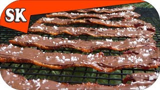 NUTELLA HOT N SPICY BACON - Best Valentine Food of All Time