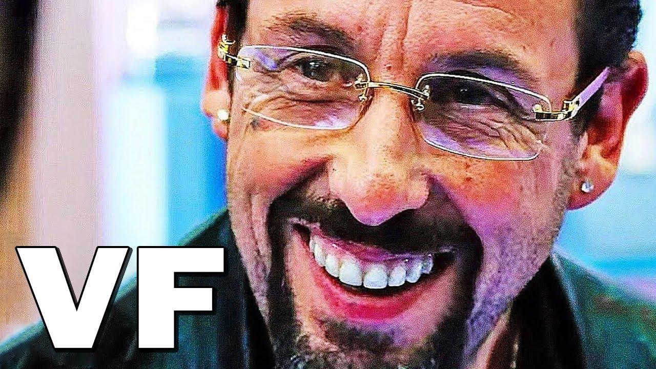 UNCUT GEMS Bande Annonce VF (2020) Adam Sandler, Film Netflix