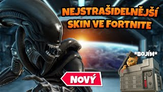 *NOVÝ* ALIEN (XENOMORPH) VE FORTNITE!