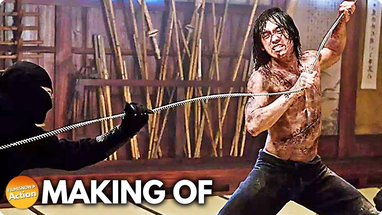 NINJA ASSASSIN (2009) Behind the Scenes | RAIN Martial Arts Movie
