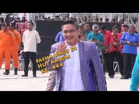 Beta Mati Rasa Pasha Ungu di HUT Ke 444 Kota Ambon  #ambonponodengmusic #ungu #wawalipalu