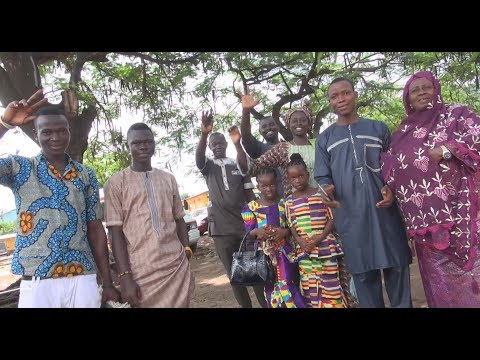 Special Video Report (2016): Eid-ul-Fitr in Freetown, Sierra Leone