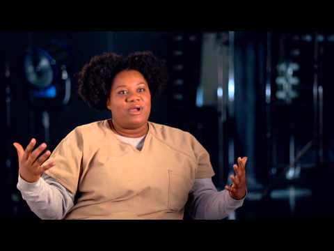 Orange Is The New Black: Adrienne C. Moore