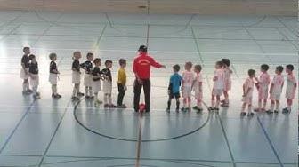 FSV Mainz 05 U8 vs. FC Bayern München U8 2:1, Jhg 2005, FINALE Turnier Aichwald 2013