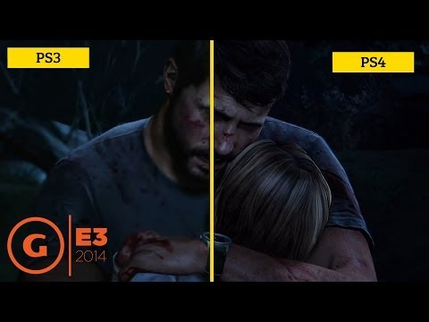 Graphics Comparison: The Last Of Us Remastered PS3 Vs. PS4