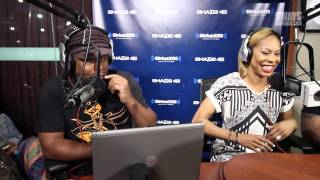 Sanya Richards-Ross and Aaron Ross on Greatest Female Sprinters and NFL-Talk on Sway in the Morning