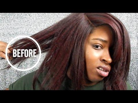 How to flat iron synthetic hair zury sis irin youtube how to flat iron synthetic hair zury sis irin pmusecretfo Choice Image