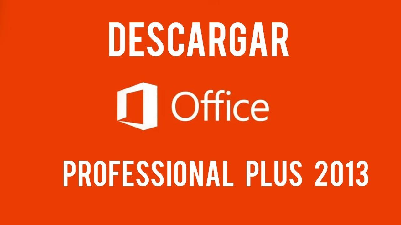DESCARGAR E INSTALAR  OFFICE 2013 32 y 64 BIT…