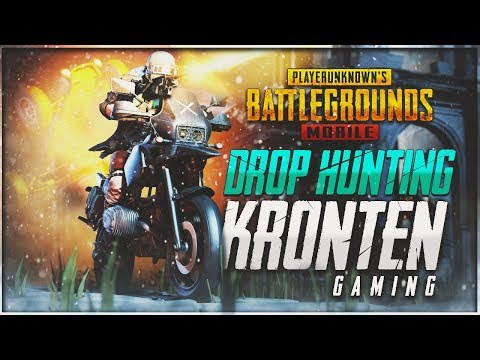 PUBG MOBILE | AIRDROP HUNTING AND RUSH GAMEPLAY