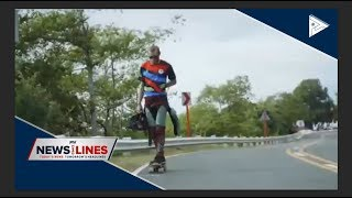 SPORTS NEWS: Clarke has high hopes on PH Downhill Skateboarding Team