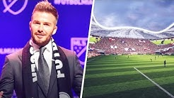 David Beckham's Inter Miami stadium will be the most beautiful in the world | Oh My Goal