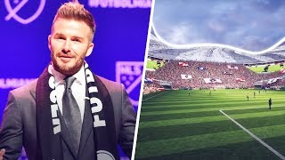 David Beckham's Inter Miami Stadium Will Be The Most Beautiful In The World   Oh My Goal