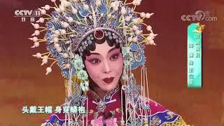 [梨园闯关我挂帅]河北梆子《大登殿》选段 演唱:郑潇| CCTV戏曲 - YouTube