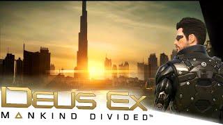 DEUS EX MANKIND DIVIDED: Fynn Jensen traque le Commandant Shepard à Dubaï ! - #1