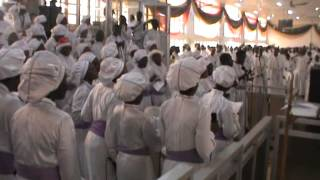 Christmas Carol Service 21st December, 2014 (12 Days of Christmas *Yoruba Version*)