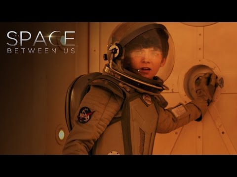 The Space Between Us - Official Trailer [ซับไทย]