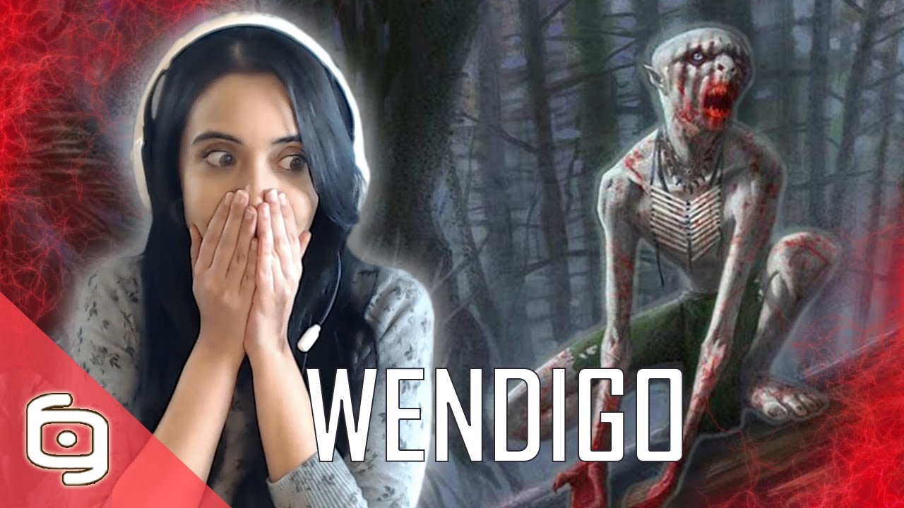 El temible WENDIGO – MITOLOGÍA