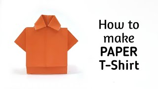 How to make origami paper dress - 1   Origami / Paper Folding Craft, Videos & Tutorials.