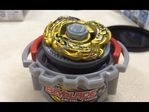 SUPER HEAVY BEYBLADE COMBO: Scythe L-Drago BD145EWD Illegal Beyblade Customization