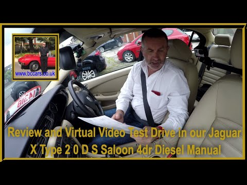 review-and-virtual-video-test-drive-in-our-jaguar-x-type-2-0-d-s-saloon-4dr-diesel-manual