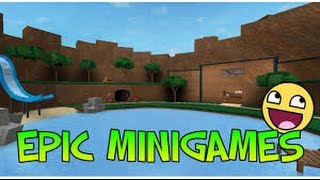 Playing Epic Minigames| Roblox Watch in 480p