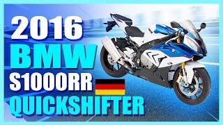 PKL - Cùng tìm hiểu Quickshifter là gì với cá mập BMW S1000RR (What is a quickshifter?)