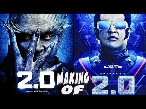 Robot 2.0 Making Trailer | Rajinikanth,...