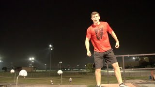 epic frisbee trick shots 2012   brodie smith
