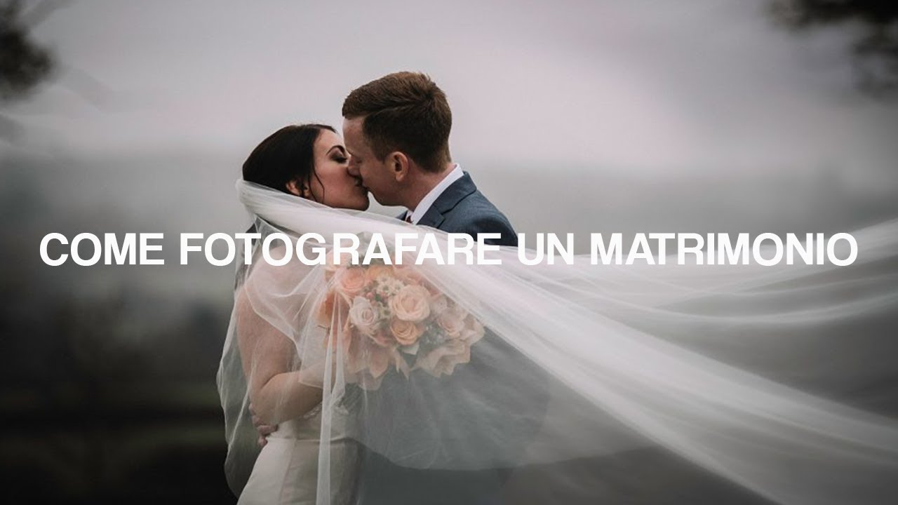 Come Fare Foto Ad Un Matrimonio