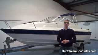 Bayliner 192 Cuddy For Sale UK and Ireland -- Review and Water Test by GulfStream Boat Sales