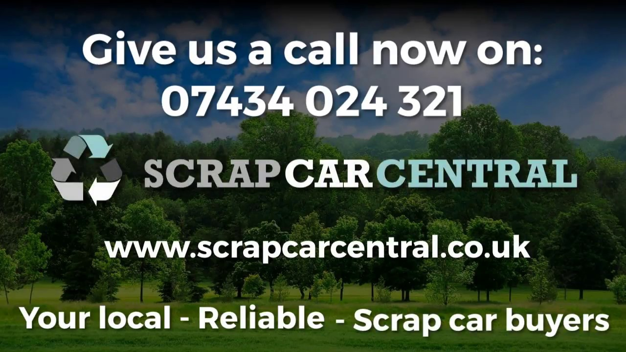 Scrap Car Central | Scrap Car Buyers - YouTube