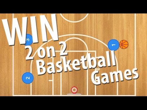 Tips on How To Win More 2 on 2 Basketball Games