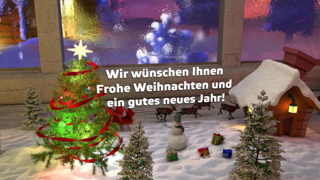 Frohe Weihnachten WГјnscht Ihnen